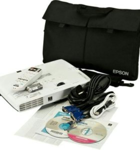 🎥 Проектор Epson EB-1751 белый