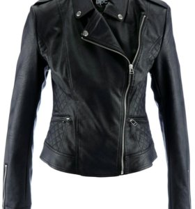 Куртка-косуха женская кож.зам