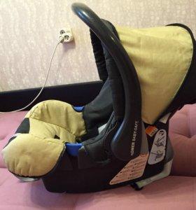 Автокресло 0-13 кг BRITAX RÖMER Baby-Safe Plus