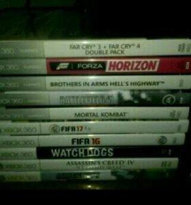 Xbox 360(500гб)