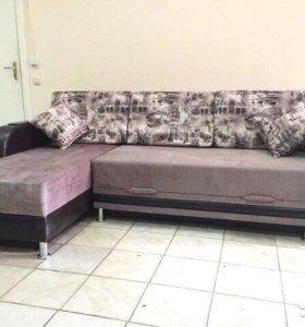00051 новый угловой диван от фабрики