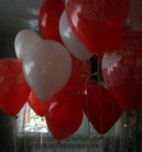 выпускной Воздушные шары