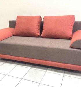 00055 новый евро диван без боковин от фабрики