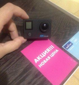 Спортивная камера 4К 001
