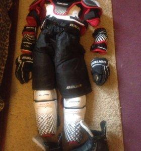 Хоккейная форма 4-6 лет