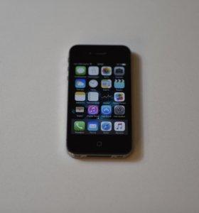 iPhone 4 -8 гб, черный, оригинал.