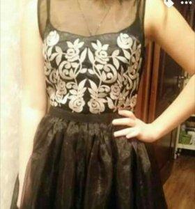 Платье пачка Кира Пластинина