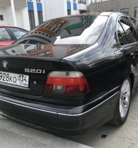 Бмв 520 2 литра 155л.с.