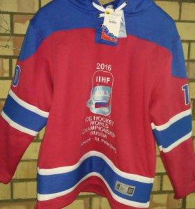 Кофта болельщика НХЛ.