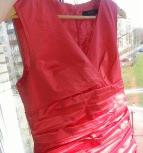 Платье 46 размер 2р б/у