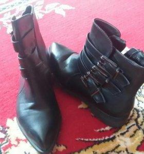 Срочно.Женские ботиночки.