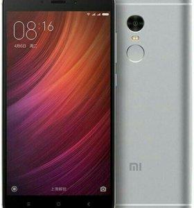 Xiaomi Redmi Note 4X 32+3gb Grey