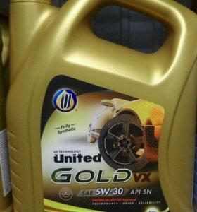 Моторное масло 5w30 для сажевых фильтров