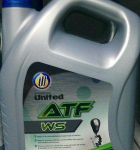 Atf ws, масло в коробку автомат