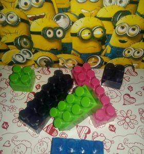 Лего из мыла