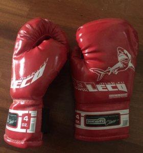 Боксерские детские перчатки