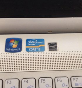 Ноутбук Sony Vaio pig-71812v