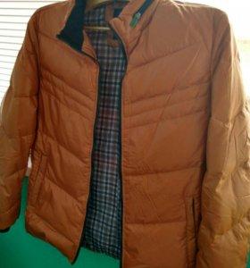Куртка осенней-весенняя, новая!