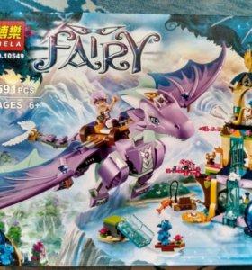 Конструктор Bela Fairy арт.10549 Логово дракона