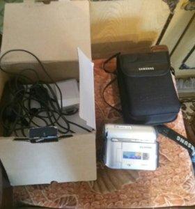 Видео камера sd и кассета