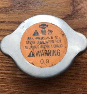Крышка радиатора для ниссан