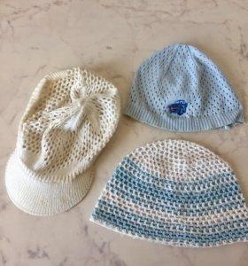 Детские летние шапочки, кепка