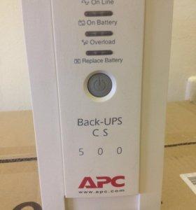ИБП APC Back-UPS 500, 230B