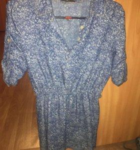 Женские платья, блузки, кофточки