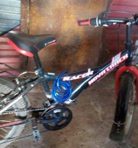 Скоростной велосипед..12 скоростей
