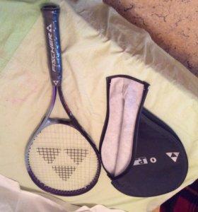 Новая ракетка для большого тенниса Fischer Austria