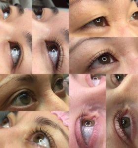 Ботокс ресниц Lash Botox