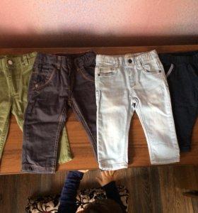 Фирменные брюки, джинсы
