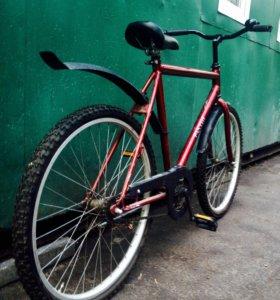 Велосипед для взрослых рама 20