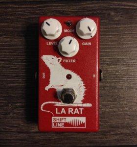 Shift line La rat