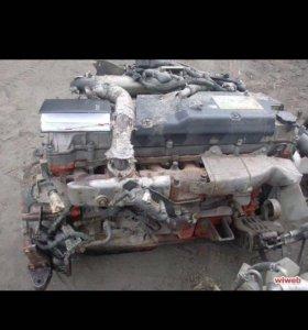 Продам мотор по запчастям 6HL1