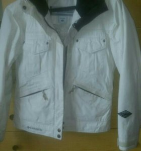 Куртка-горнолыжка коламбия