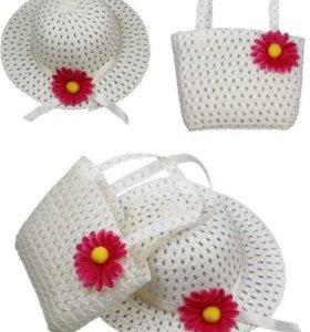 Шляпа+сумочка