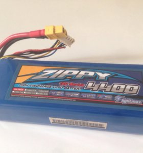 Аккумулятор zippy 15 series