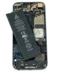Аккамулятор на iphone