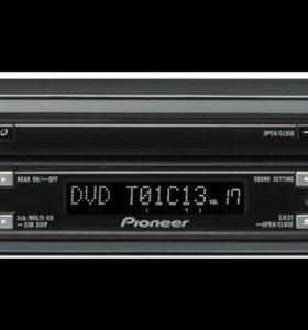 Авто магнитола Pioneer 7800 DVD