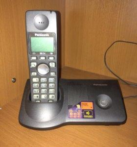 Телефон panasonic kx-tg7105ru