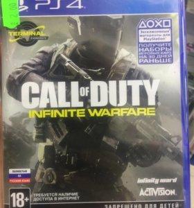 Call of duty Infinity Warfare (PS4)