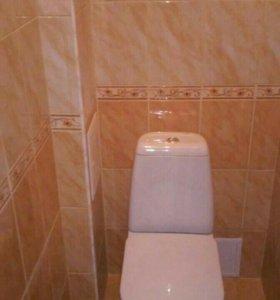 Ремонт ванной. Плиточник-сантехник.