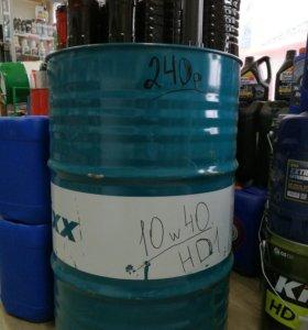 Kixx HD1 10w40 розлив