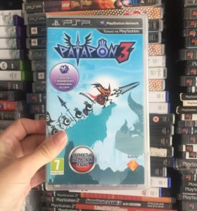 Ratapon 3 на PSP