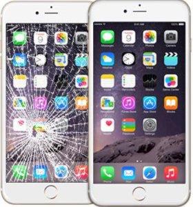Замена экрана iphone 6