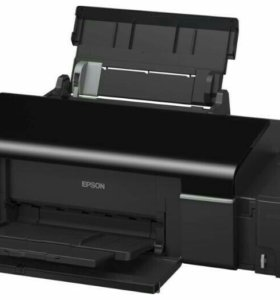 Фотопринтер с СНПЧ Epson L800