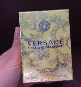 Духи VERSACE YELLOW DIAMOND 30 ml
