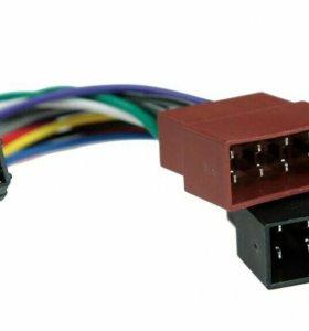 Разъём Pioneer DEH-P 1500 на ISO