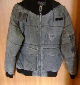 Куртка демисезонная мужская р.46-48
